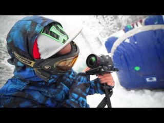 Winter Paintball Training - Making Of Extreme