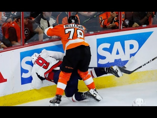 NHL Grit Biggest Hits and Fights