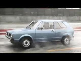 Volkswagen Golf. Возможности конструктора от VAG