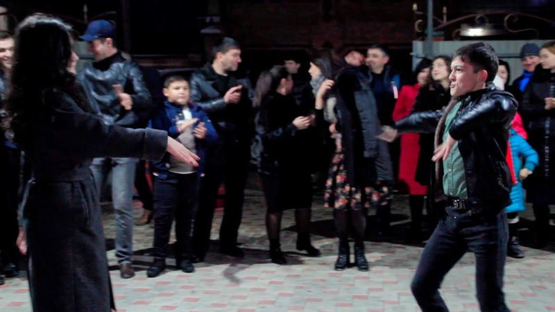 Блечепсинские Кабардинцы Beautiful wedding Beautiful dance Dzhegu Media