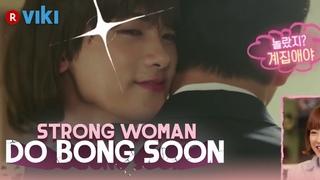 Strong Woman Do Bong Soon - BTS Footage | Park Hyung Sik & Ji Soo Crossdress [Eng Sub]