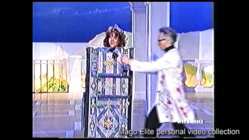Dayana 1993 MiniCubus a Domenica In Mago Elite video collection