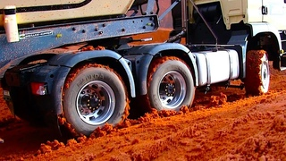 LOOONG BEST OF RC TRUCK ACTION at the STONEBREAKER and CONSTRUCTIONWORLD GERMANY