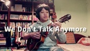 We Don't Talk Anymore/ Charlie Puth ft. Selena Gomez, covered by Feng E, ukulele