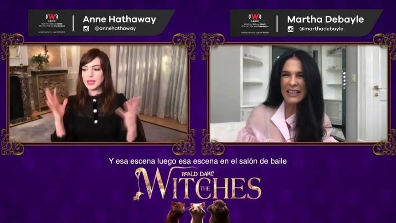 Пресс джанкет фильма Ведьмы Октябрь 2020