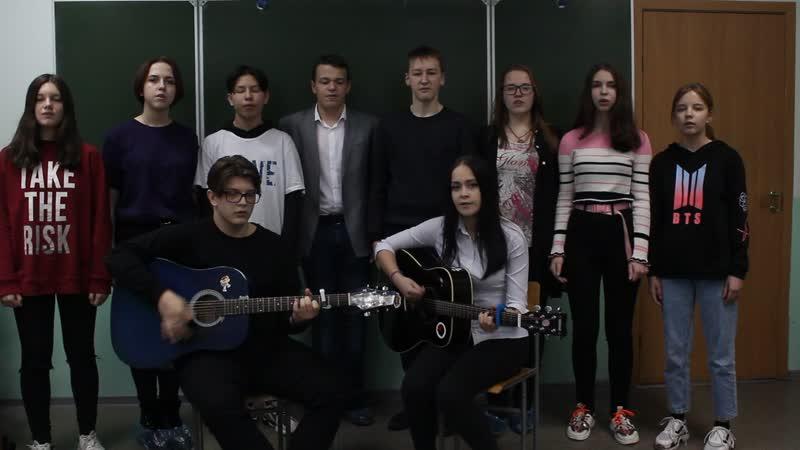 На безымянной высоте ансамбль Гармония