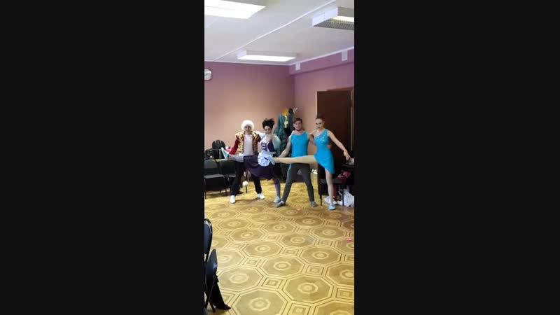 Ирхин Игорь и Воробьева Виолетта