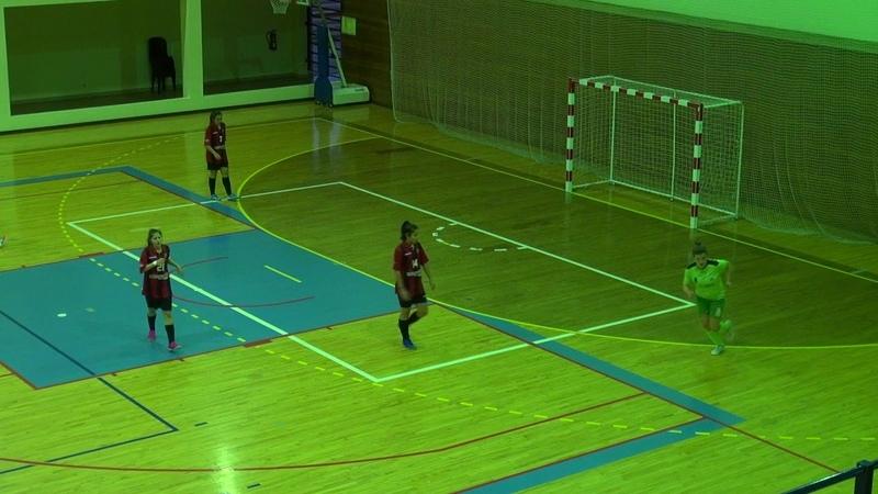 Campeonato Distrital Júnior Feminino 2ª Fase Play off Jogo 1 GDC Machados vs UD Castromarinense