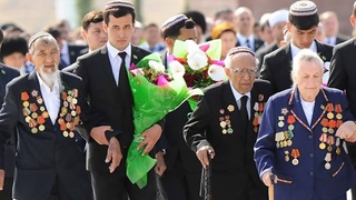 Туркменистан празднует День Победы в Великой Отечественной войне