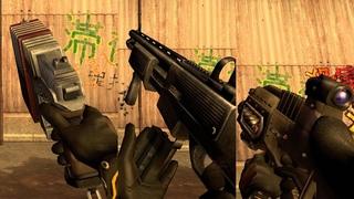 SiN Episodes: Emergence - Weapon's Showcase   No HUD