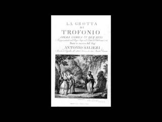 Antonio Salieri - La grotta di Trofonio (Harmoniemusik)