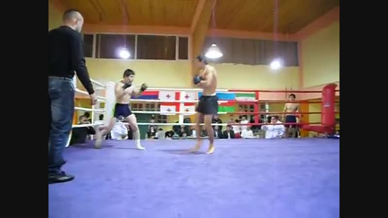 Georgian fighters shalva mamacashvili VS AZE fighters Sedi Suleymanov