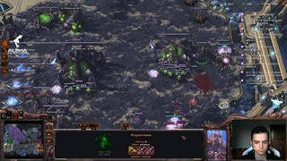 StarCraft 2 - Alpha 16 Euro Amateur: HTT vs The Art of Warfare - setaflame on Twitch