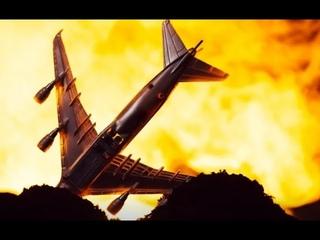 Заходивший на посадку самолет разбился в США