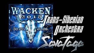 Trans-Siberian Orchestra & Savatage - Live at Wacken 2015