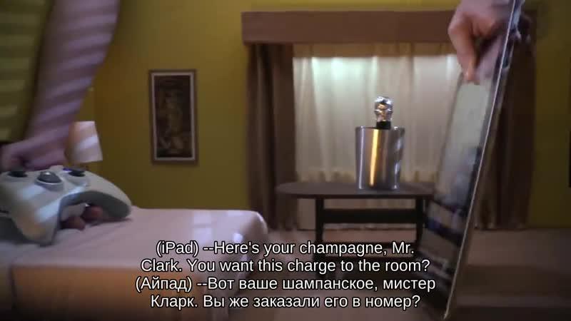 Technology Hump (Emma Stone) - SNL (EnRu Subtitles), Слияние гаджетов - Intact Translations.mp4