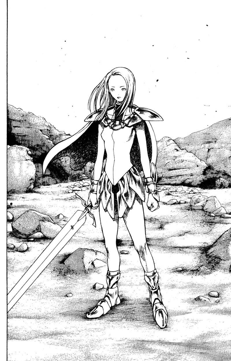 Claymore, Chapter 4, image #25
