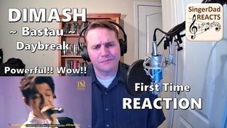 Singer First Time Reaction- Dimash | Daybreak (Bastau). Best Singer in the World! (Subs:8 languages)