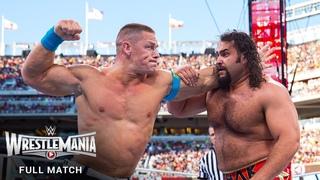 FULL MATCH - Rusev vs. John Cena – U.S. Title Match: WrestleMania 31