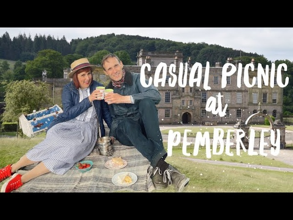 A CASUAL PICNIC AT MR DARCY'S PEMBERLEY WOULD JANE AUSTEN APPROVE