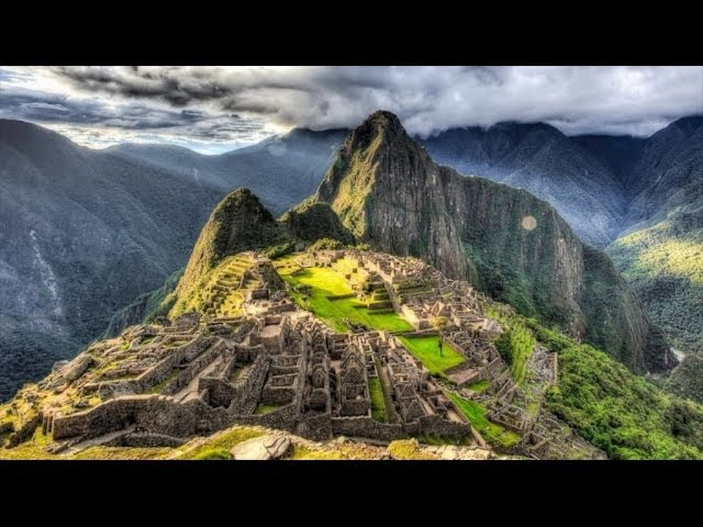 Road to Machu Picchu Peru in 4K