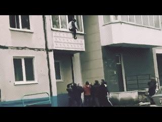 В Белгороде прохожие спасли бабушку с дедушкой из горящей квартиры. Красавчики 👏👍