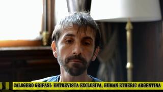 CALOGERO GRIFASI, INTERVIU EXCLUSIV IN ARGENTINA,  parte 1/4