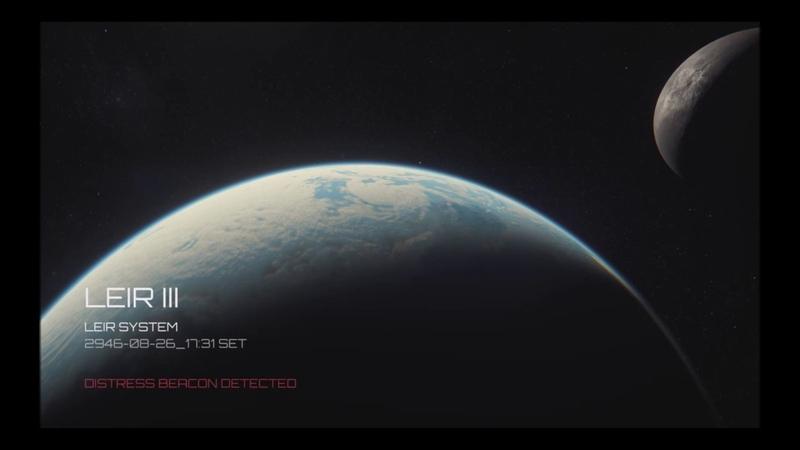 Star Citizen Soundtrack - Leir III by Pedro Camacho