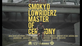 Smoky D & Lowriderz  - Master Of Ceremony (Official Video)