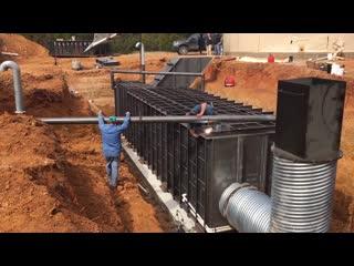 Atlas 10x30 Safe-Cellar - Luxury Bunker Built Under A Home (Complete Installation Video) - Part 1