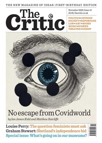 The Critic. November 2020