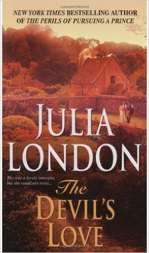 THE DEVIL'S LOVE byJulia London (Rogues of Regent Street, 1)