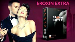 EROXIN EXTRA Капсулы для потенции EROXIN цена отзывы купить Эроксин экстра
