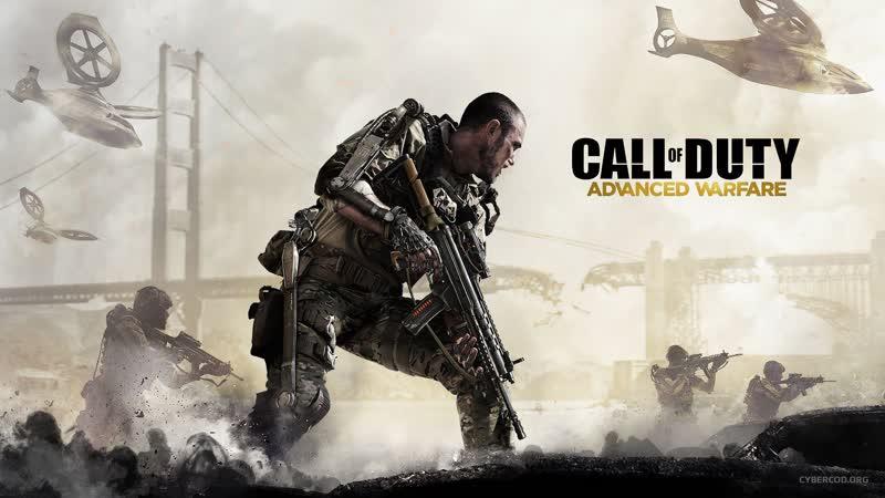 Call of Duty Advanced Warfare Боевое крещение