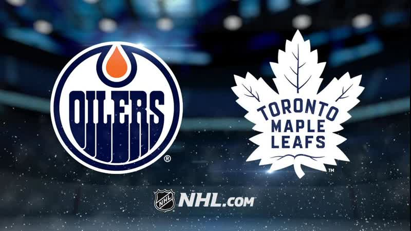 NHL | Edmonton Oilers vs Toronto Maple Leafs НХЛ | Эдмонтон Ойлерз и Торонто Мейпл Лифс