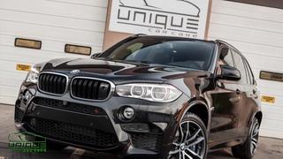 BMW X5M Full Car Clear bra wrap using Xpel Ultimate - Unique Car Care - Boston MA