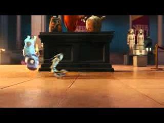 La mano de Nefertiti , by El Señor Studio 3D animated short film