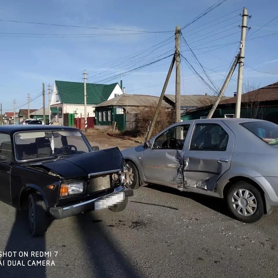 В Петровске произошло ДТП, в котором пострадал человек