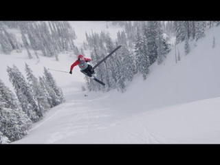 Best Ski Crashes - Huck Yeah! - Matchstick Productions