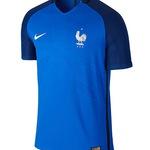 Домашняя форма сборной Франции Евро 2016