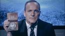 Колсон выступает в новостях Агенты Щ И Т 4 сезон 19 серия