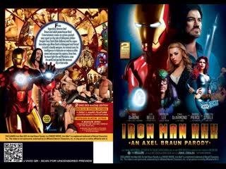 Iron Man XXX An Axel Braun Parody / 2013