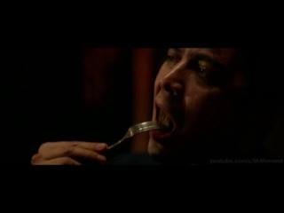 Джон Уик убивает Сантино на территории «Континенталя». Джон Уик 2. 2017