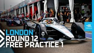 2021 Heineken® London E-Prix - Race 12 | Free Practice 1