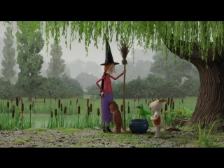 Room on the Broom - BBC - Animated Film - Childrens Story Book -