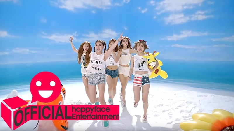 [MV] 밍스(MINX) _ Love Shake