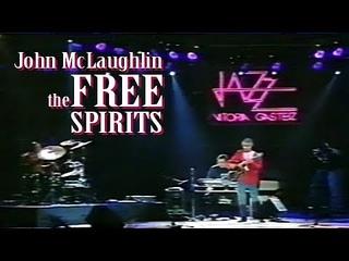 John McLaughlin, Joey DeFrancesco, Dennis Chambers - Jazz de Vitoria Gasteiz 1995
