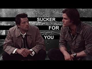 i am a sucker for you [sam&castiel humour]