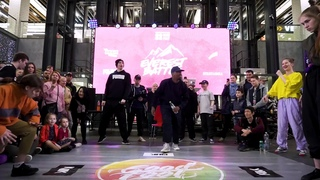 Everest battle  | Hip-Hop beginners |Semi-Final | Сердитова Александра (win) vs Зудкова Настя
