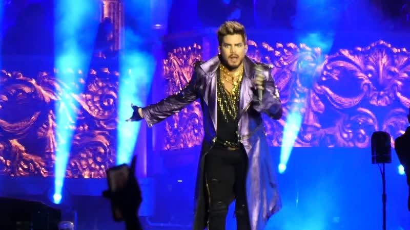 Queen Adam Lambert Don't Stop Me Now Optus Stadium Perth